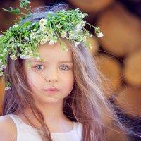 Сестрёнка нимфы :: Джанета Камская