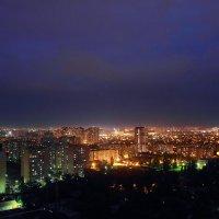 Ночной город :: Татьяна Жихарева