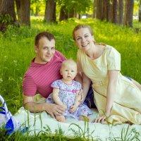 семья :: Алина Тимурова