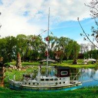 Тихая гавань :: Genych