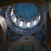 В Храме Покрова Пресвятой Богородицы :: Елена Павлова (Смолова)