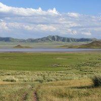 озеро Тузколь :: Сергей Рычков