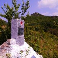 памятник погибшим партизанам :: Андрей Козлов