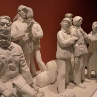 в шанхайском музее искусств :: Андрей Фиронов