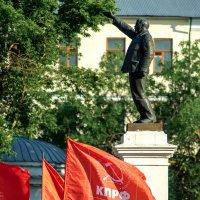 Памятник Ленину :: Артемий Кошелев