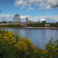 Кром летом. :: Виктор Грузнов