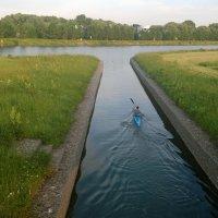 На большую воду... :: Николай Дони
