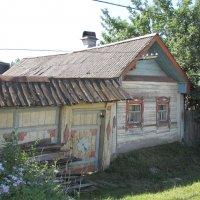 Старый домик :: Валерий A.