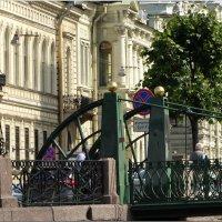 Почтамтский мост :: Владимир Гилясев