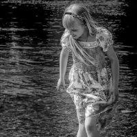 Шагая по воде... :: Александр Рамус