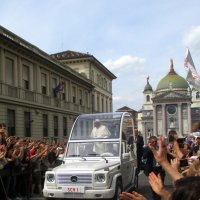 Папа Франческо в Турине :: Наталья Пономаренко