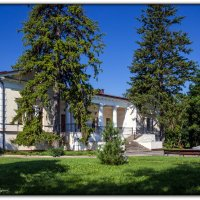 загородный дом графа Воронцова :: Sergey Bagach