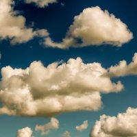Облачное небо :: Екатерина Бильдер