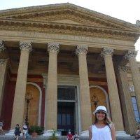 Театр Массимо в Палермо :: Таня Фиалка