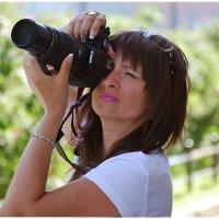 С Днём Фотографа, коллеги! :: Елена Шторм
