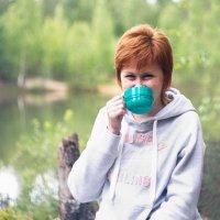 чай на природе :: Светлана Безрукова
