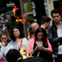 и огнь имеет маску ! :: Natalee Pehenko