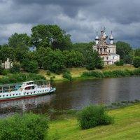 Вологда - город и река :: Валерий Талашов