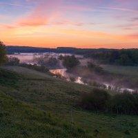 Как-то в мае у реки... :: Юрий Морозов