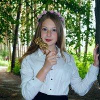 Лесная принцесса :: Christina Terendii