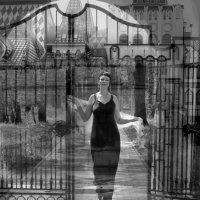 черно-белые сны... :: Марина Черепкова