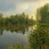 Вдыхая свежести глоток... :: Олег Сонин