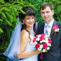Александр и Елена.. :: Никита Живаев