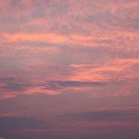 Горели облака. :: Николай Масляев