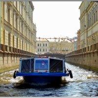 Катерок на котором путешествуем. :: Владимир Гилясев