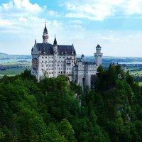 Замок Neuschwanstein :: Лара Leila
