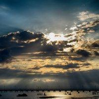 Закатное небо :: Наталья Шевякова