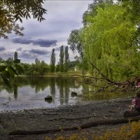 Наедине с природой... :: Елена Elena