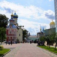 Экскурсия по Троице-Сергиевой Лавре :: Лара ***