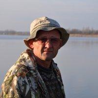 на рыбалке :: В ладимир Мажаров