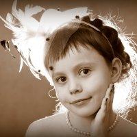 Юная леди :: Римма Алеева