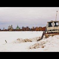 Ростов Великий Озеро Неро :: Евгений Жиляев