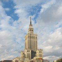 Варшавская высотка :: Татьяна Панчешная