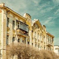 Шикарный дом на Москалевке. Харьков. :: Игорь Найда