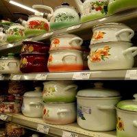 посудный ряд :: Лана Lana
