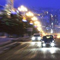 По ночному городу :: Андрей Асеев