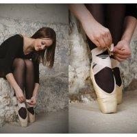 Балерина :: Ольга Сократова