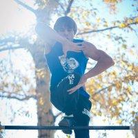 спортивный танец :: Евгения Пулатова