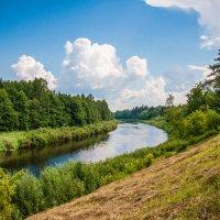 Река Ордынка :: Василий Проценко