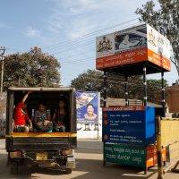 Индия из окна автомобиля :: Sergei Khandrikov