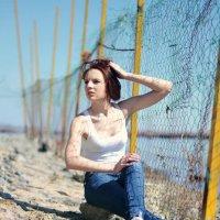 у волги :: Наталия Харланова