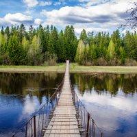 мост :: Василий Проценко