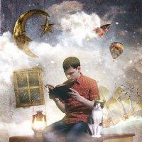 В мире книг :: Антон Никифоров
