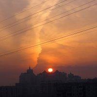 Восход солнца :: Нина северянка