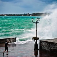 Фотограф и Море :: Алексей Латыш