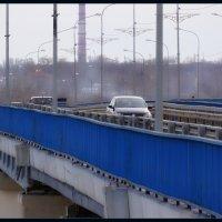 по мосту :: павел Труханов